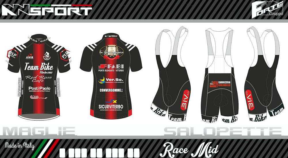 Nuove maglie a.s. 2017